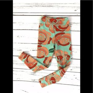 LulaRoe Florla Youth Girls Leggings